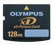 xD-Picture Memory Cards