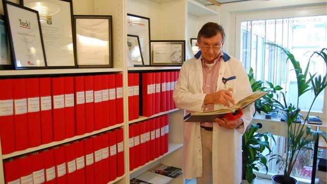 Tony Kvarnstrom, VD och grundare av Aurora Data Recovery AB